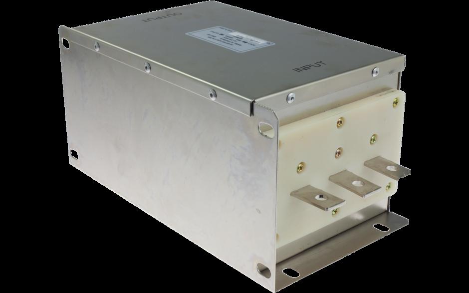 Filtr wejściowy do przemiennika częstotliwości 75/90/110 kW, zasilanie 3x400 V 2
