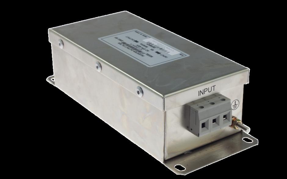 Filtr wyjściowy do falownika 0.75/1.5 kW, zasilanie 3x400 V 2