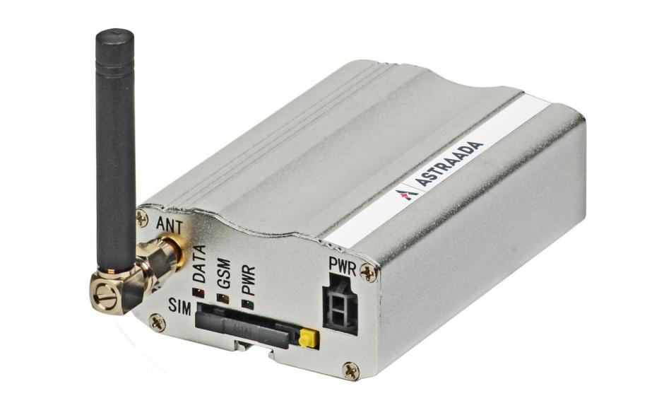 Modem przemysłowy 2G, GSM/GPRS z RS232; 850/900/1800/1900 MHz; Programowanie w języku Python oraz komendami AT