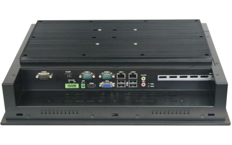 """Dotykowy komputer przemysłowy Astraada PC, 17"""" z licencją InTouch Runtime 500 2014R2, Intel Core 2 Duo P8400 (2x 2.24 GHz), 4GB RAM, HDD 320 GB, ekran rezystancyjny, Win 7 - PROMOCJA 2"""
