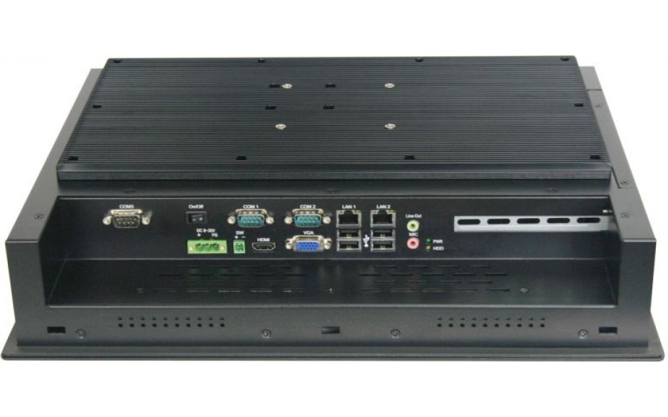 """Dotykowy komputer przemysłowy Astraada PC, 17"""" Intel i5-3230M (2.6 - 3.2 GHz), 4GB RAM, HDD 320 GB, ekran rezystancyjny, Win 7 - PROMOCJA 2"""