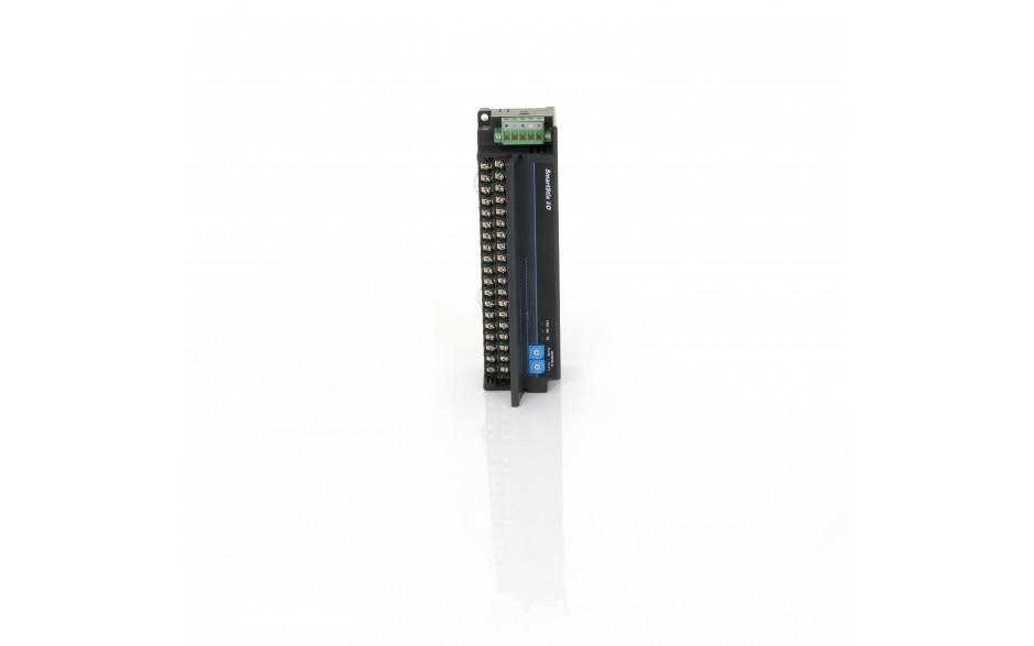 SmartStix; 8 wejść analogowych (+/- 10V, 4-20mA); 4 wyjścia analogowe (+/- 10V, 4-20mA); CsCAN 2