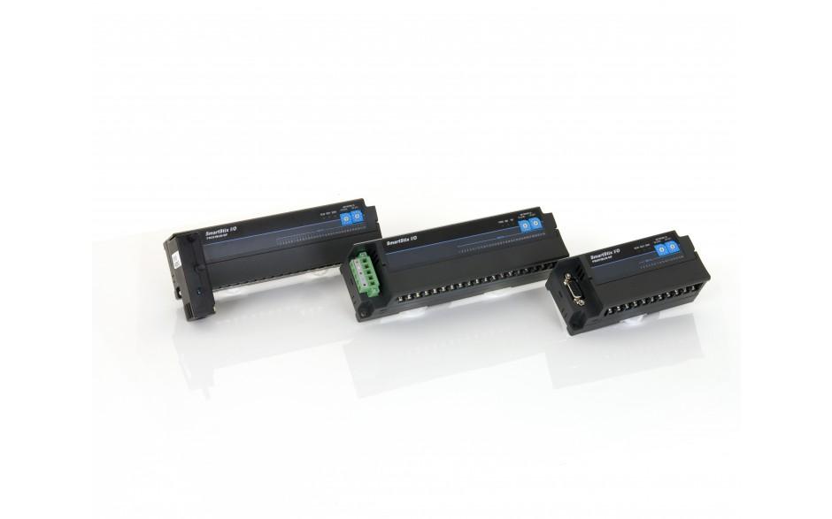 SmartStix; 16 wej. dwustanowych 24VDC; logika dodatnia/ujemna; port sieci CsCAN 4