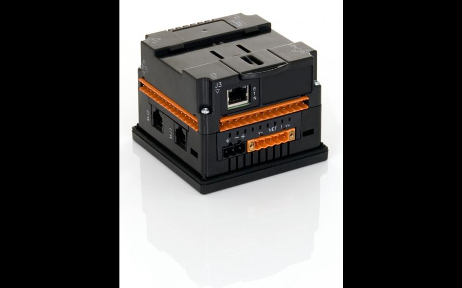Opcjonalny moduł komunikacyjny sieci Ethernet do sterowników XLe i XLt 2