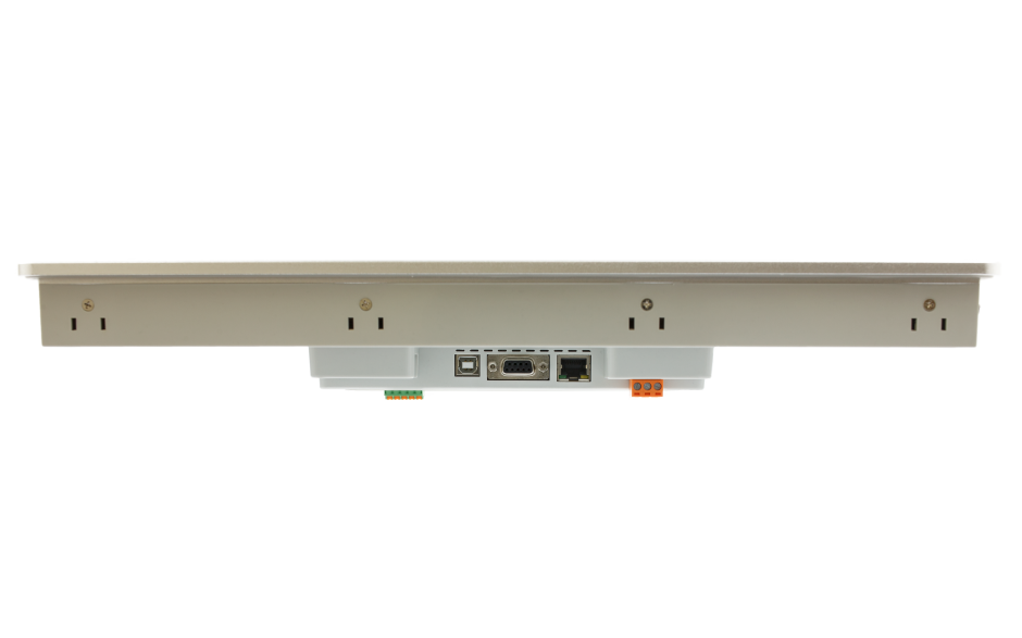 "Dotykowy panel operatorski Astraada HMI, matryca TFT 15"" (1024x768, 65k), RS232/422/485, RS422/485, RS232, USB Client/Host, Ethernet, MicroSD 2"