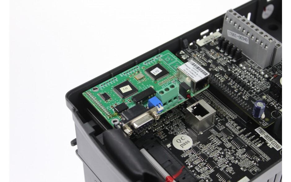 Wyprzedaż - Moduł komunikacyjny Profibus DP do serii DRV-27 3