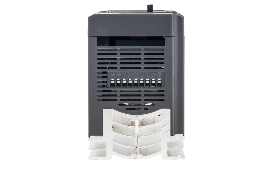 Falownik jednofazowy 0.4 kW, wbudowany panel sterowania LED i port RS-485 - PROMOCJA 4
