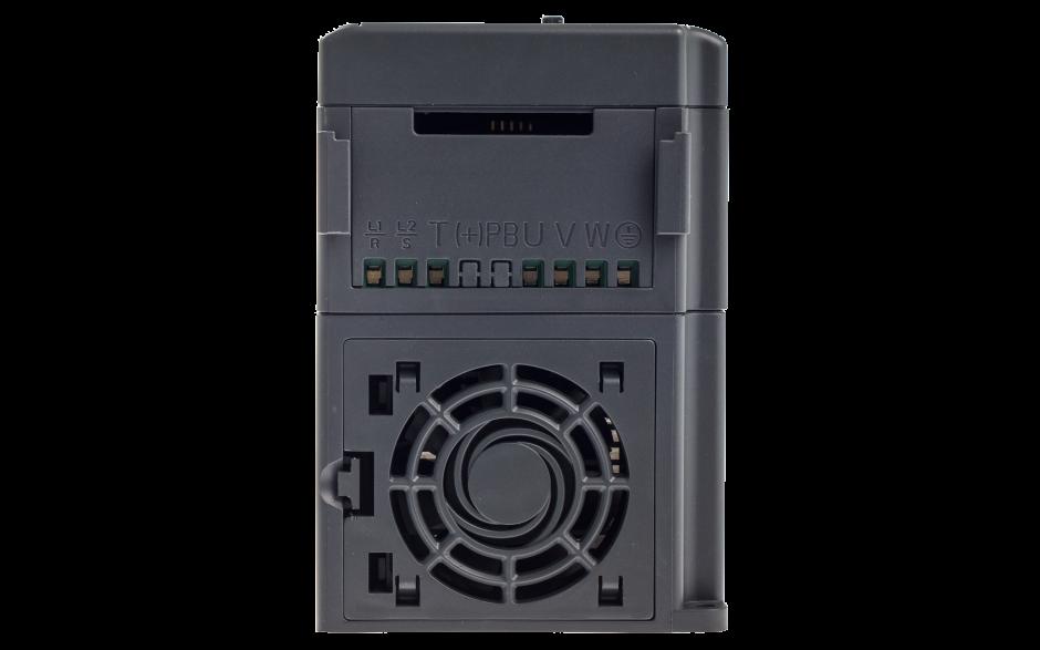 Falownik jednofazowy 1.5 kW, wbudowany panel sterowania LED i port RS-485 2