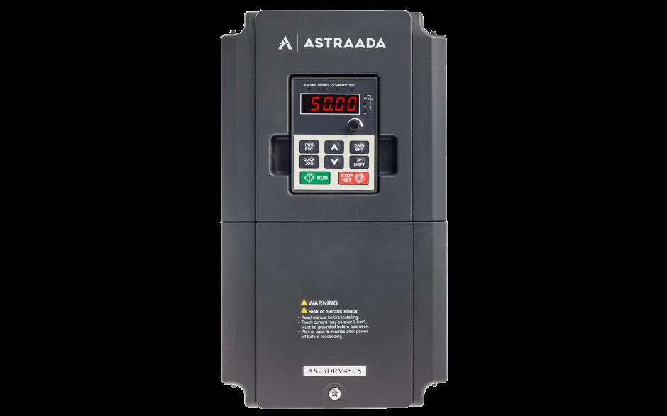 Przemiennik częstotliwości 5.5 kW, zasilanie 3x400V, sterowanie wektorowe, filtr EMC
