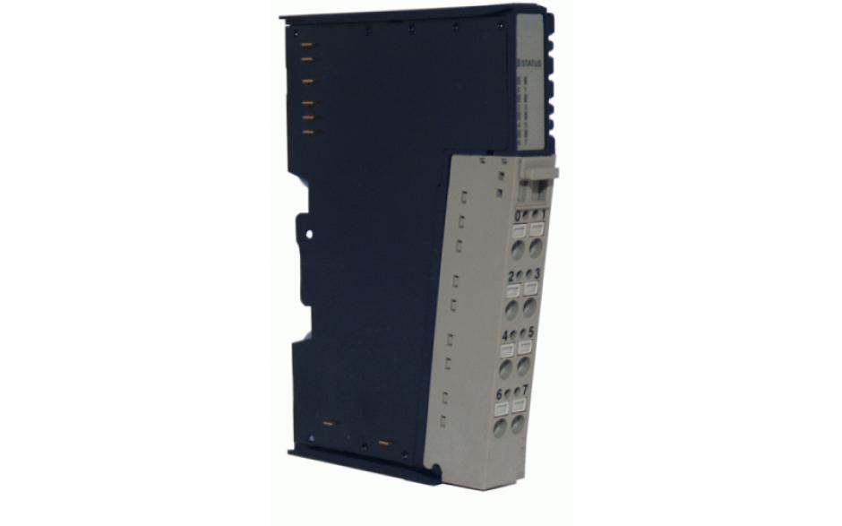 Moduł 4 wyjść analogowych; prądowy; 0-20mA; 12 bitów