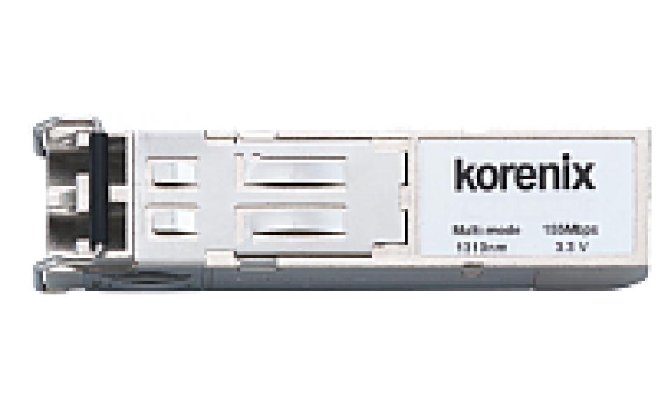 Moduł SFP - mini konwerter światłowodowy - 1000 Base-SX multi-mode, 550 m