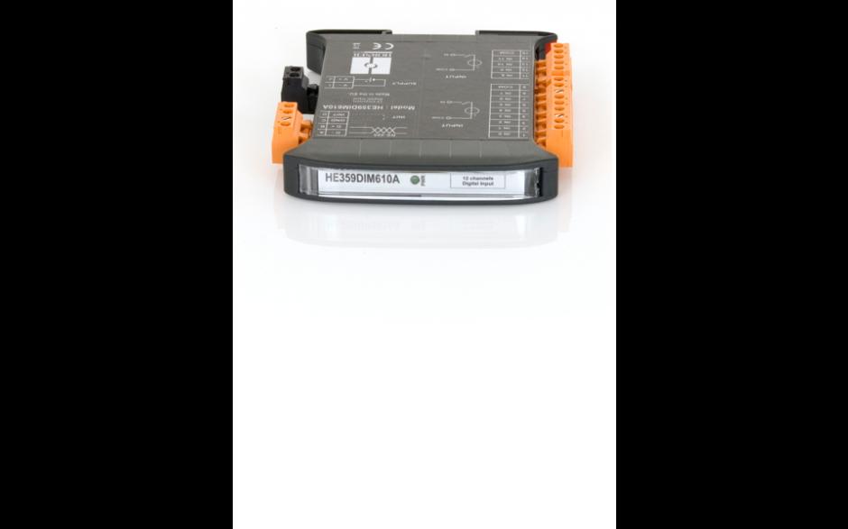 SmartMod; 8 wejść analogowych termoparowych rozdzielczość 16 bitów; komunikacja Modbus RTU 6