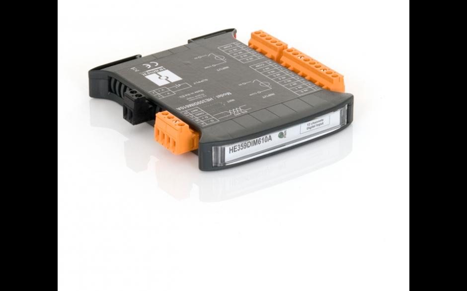 SmartMod; 4 wejścia analogowe napięciowe; rozdzielczość 16 bitów; komunikacja Modbus RTU 6