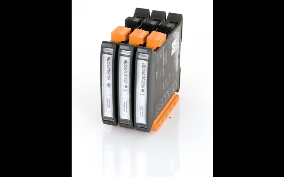 SmartMod; 8 wejść analogowych termoparowych rozdzielczość 16 bitów; komunikacja Modbus RTU