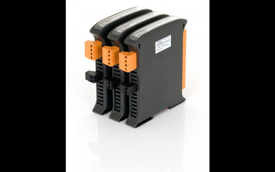SmartMod; 4 wejścia analogowe prądowe; rozdzielczość 16 bitów; komunikacja Modbus RTU 5