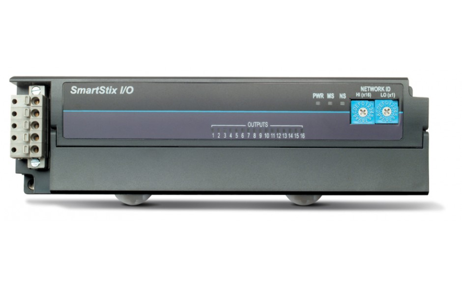 SmartStix I/O; 12 wejsć analogowych (+/-10VDC, 0-20mA) ; CsCAN 3