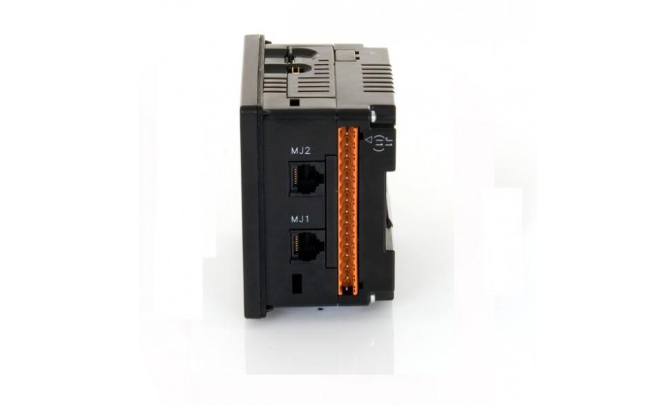 "Sterownik PLC z HMI XLt - 3.5"", 12 DI (12/24VDC), 12 DO (24VDC), 6 AI (0-10V, 0-20mA, TC, RTD), 4 AO (0-10V, 0-20mA); zasilanie 9-30VDC 5"