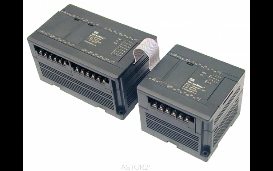 Moduł rozszerzeń VersaMax Micro Plus Expander; 40 DI (24 VDC), 24 DO (24 VDC z ESCP); zasilanie 24 VDC