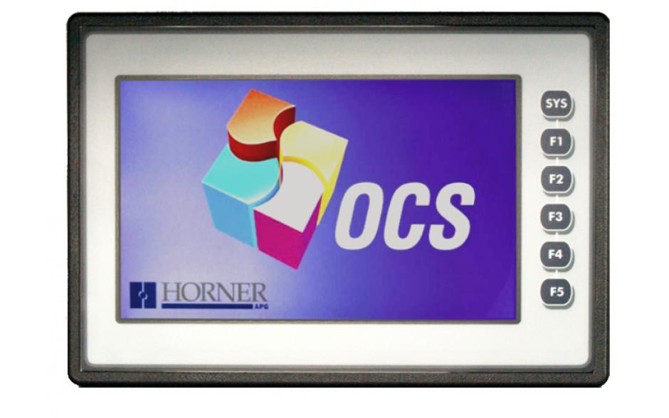 "Sterownik PLC z HMI XL7e - 7"", 24 DI (24 VDC), 16 DO (24 VDC), 2 AI (0-10V, 0-20mA); zasilanie 9-30VDC"