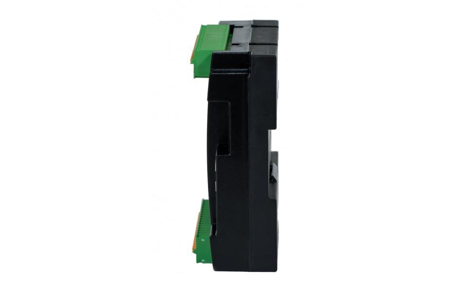 PROMOCJA - Sterownik PLC RCC972; RS232, Ethernet, CsCAN, MicroSD;  8x AI (0-20mA), 4x AO (0-20mA), 8x DI (24VDC), 4x DO (24VDC); zasilanie 9-30 VDC 4