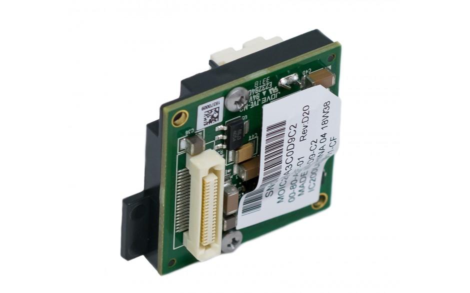 Moduł komunikacyjny Ethernet; 10/100BaseT, protokoły SRTP (serwer) lub Modbus TCP (klient/serwer) 2