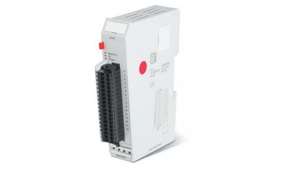 Astraada One EC1000 - Moduł wejść analogowych: 8AI (0-20mA/4-20mA, 12 bit)