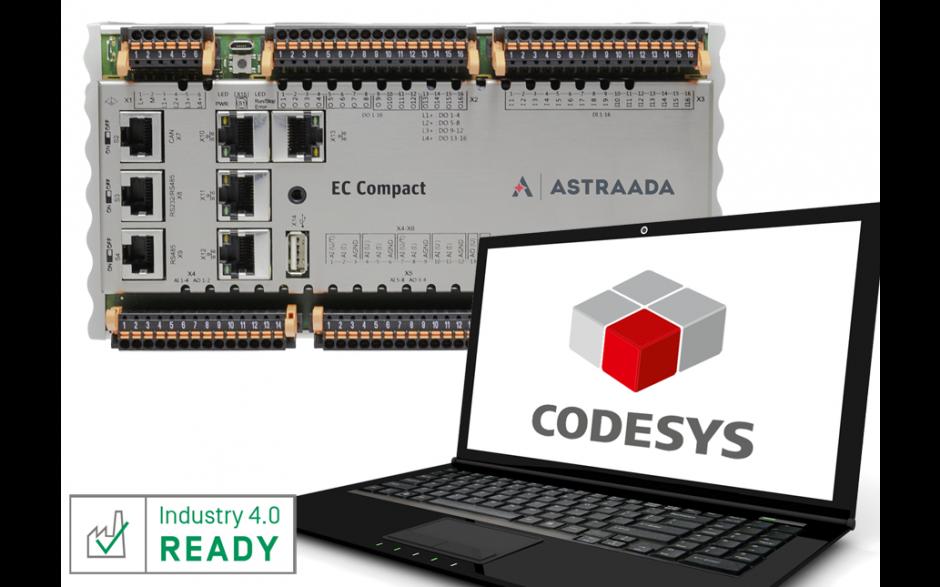"""E-szkolenie """"Sterowniki PLC Astraada One"""" - podstawy tworzenia aplikacji sterujących i wizualizacji"""