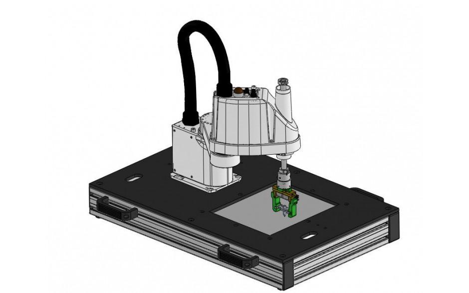 Zestaw edukacyjny robota EPSON z systemem wizyjnym 2