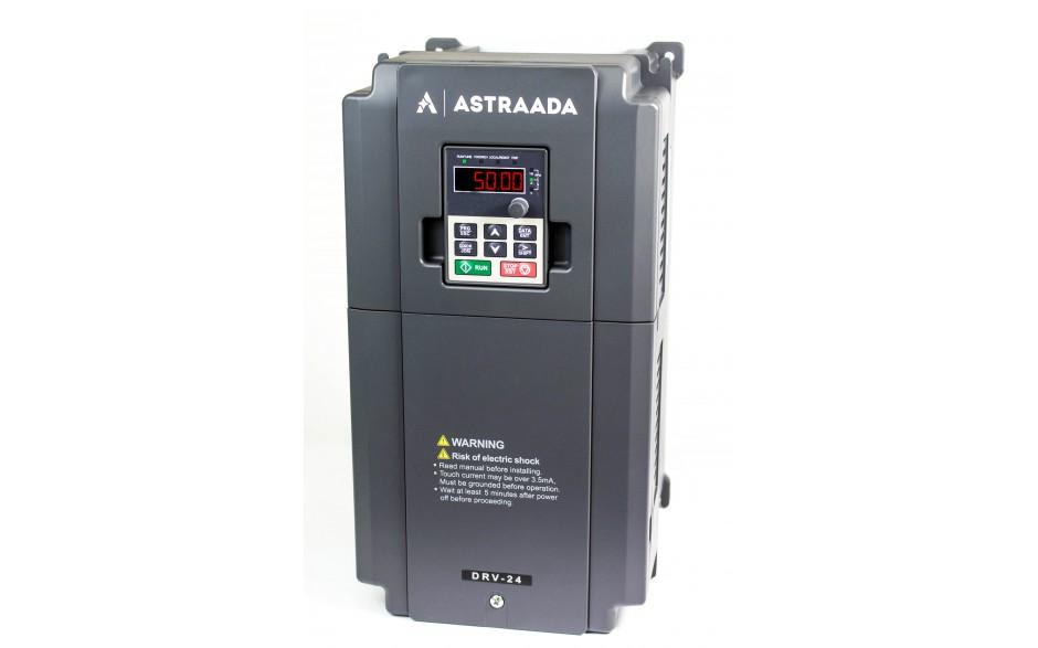Falownik 15 kW trójfazowy wektorowy, STO, filtr EMC 2