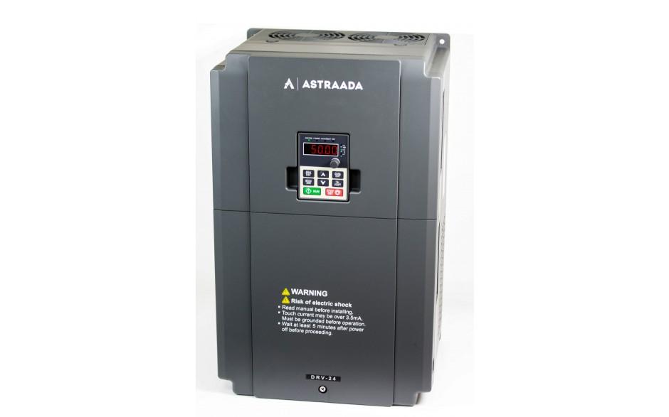 Falownik 55 kW trójfazowy wektorowy, STO, filtr EMC 3