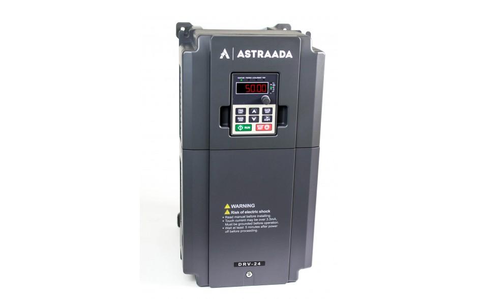 Falownik 7.5 kW trójfazowy wektorowy, STO, filtr EMC 4