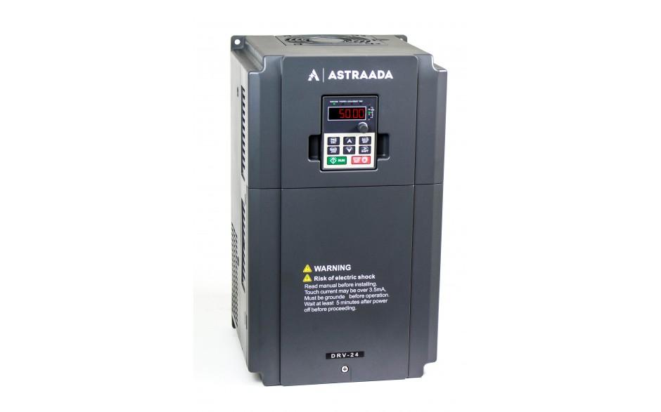 Falownik 18.5 kW trójfazowy wektorowy, STO, filtr EMC 2
