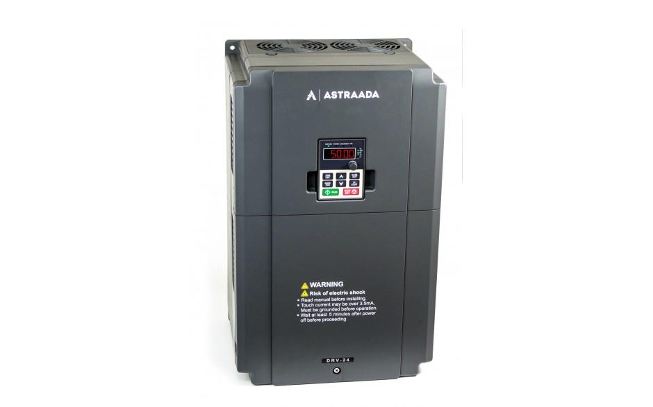 Falownik 22 kW trójfazowy wektorowy, STO, filtr EMC 2