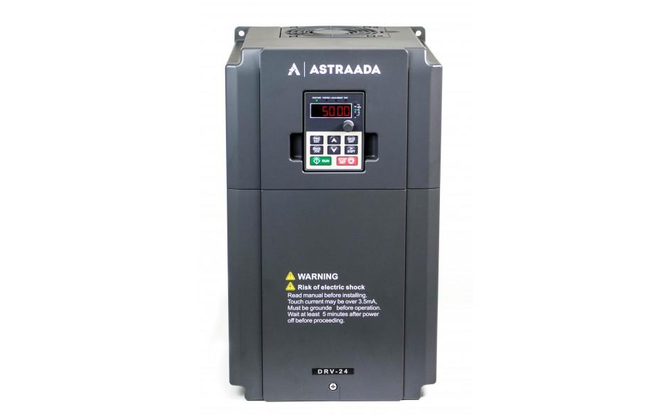 Falownik 18.5 kW trójfazowy wektorowy, STO, filtr EMC 5