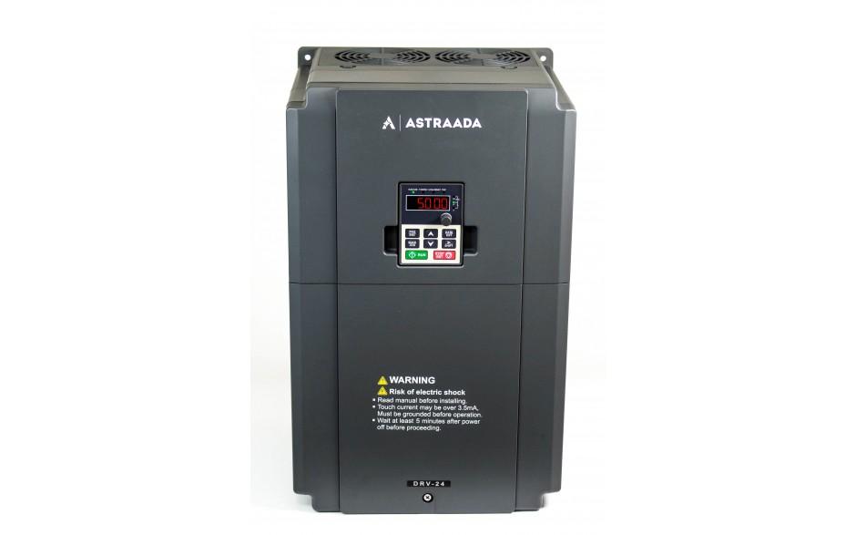 Falownik 37 kW trójfazowy wektorowy, STO, filtr EMC 4