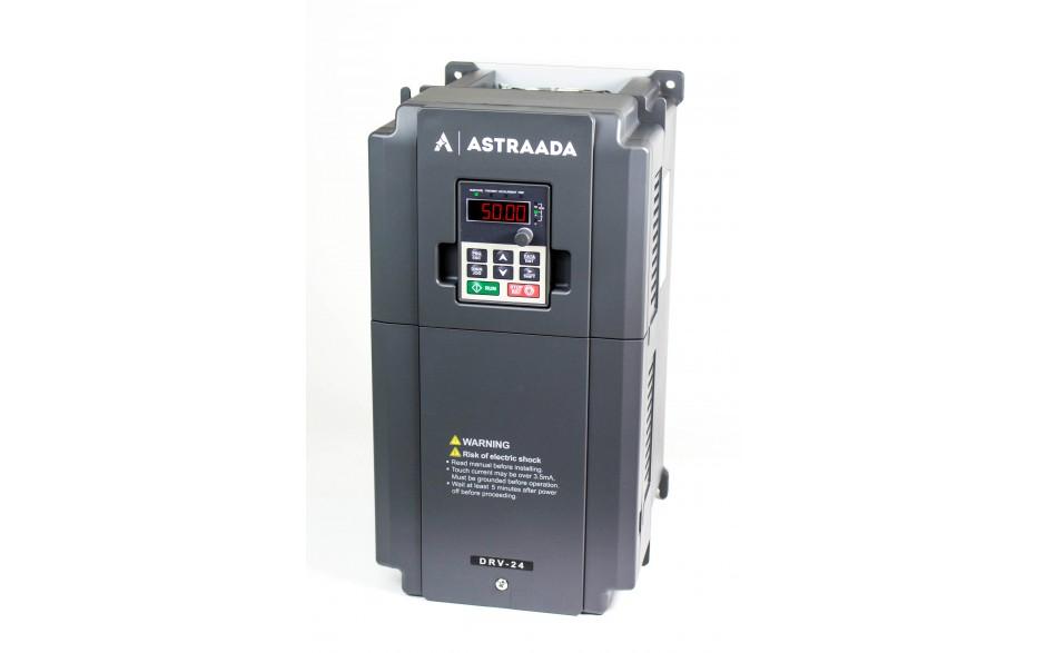 Falownik 7.5 kW trójfazowy wektorowy, STO, filtr EMC 5