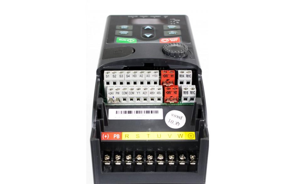 Falownik 1.5 kW jednofazowy wektorowy, STO 7