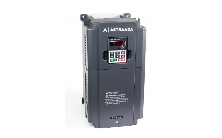 Falownik 7.5 kW trójfazowy wektorowy, STO, filtr EMC 6