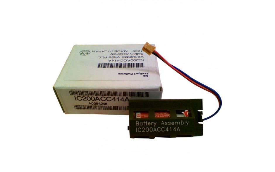 Bateria IC200ACC414 do podtrzymania pamięci sterownika VersaMax Micro