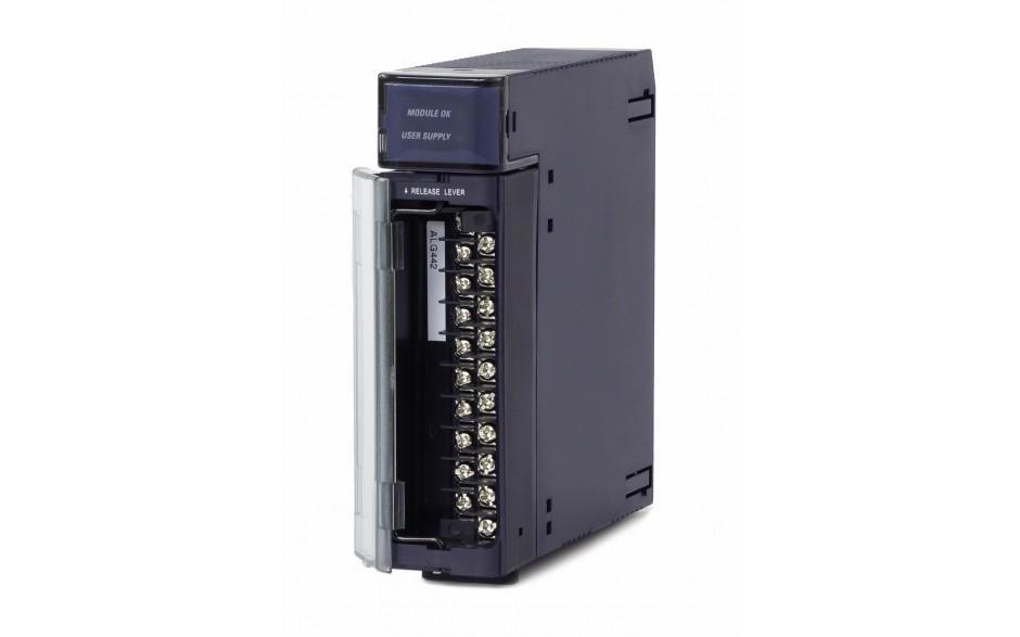 RX3i - 4 wejścia i 2 wyjścia analogowe prądowo-napięciowe (0-20/4-20 mA; 0-10/± 10 V; 15 bitów) 3