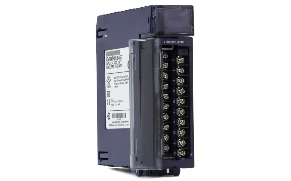 RX3i - Moduł 16 wejść cyfrowych (24 VDC; 7ms; logika dodatnia/ujemna) 4