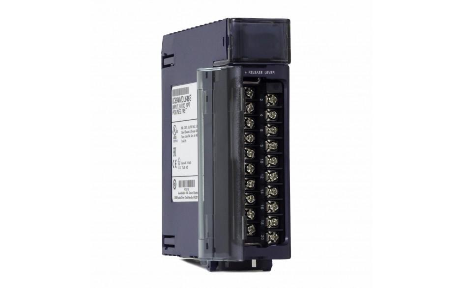 RX3i - 16 wejść cyfrowych (24 VDC; 1ms; logika dodatnia/ujemna) 4