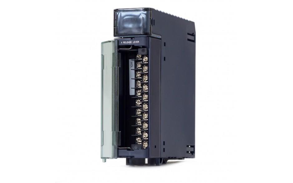RX3i - 16 wyjść cyfrowych (12/24 VDC; 0.5 A; logika ujemna) 12