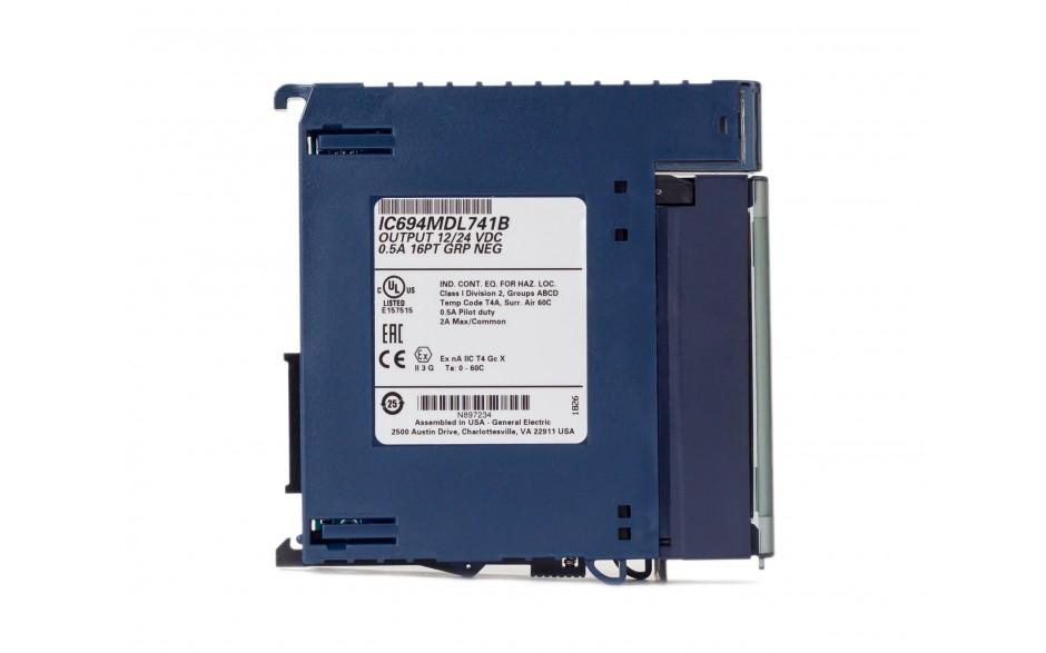 Wyprzedaż - RX3i - 16 wyjść cyfrowych (12/24 VDC; 0.5 A; logika ujemna) 4
