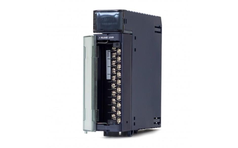 RX3i - 16 wyjść cyfrowych (12/24 VDC; 0.5 A; logika ujemna) 10