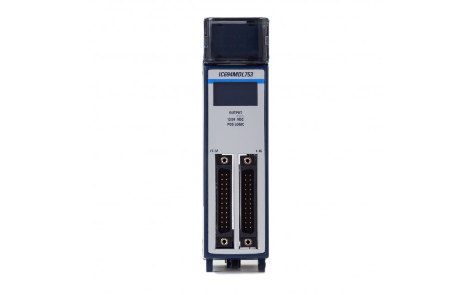 RX3i - 32 wyjścia cyfrowe (12/24 VDC; 0.5 A; logika dodatnia) 2