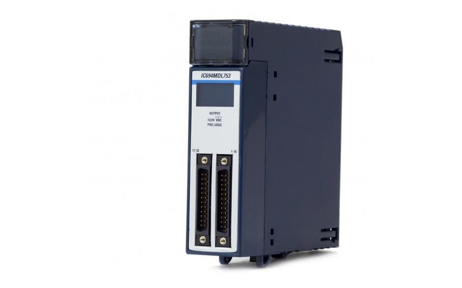 RX3i - 32 wyjścia cyfrowe (12/24 VDC; 0.5 A; logika dodatnia) 9