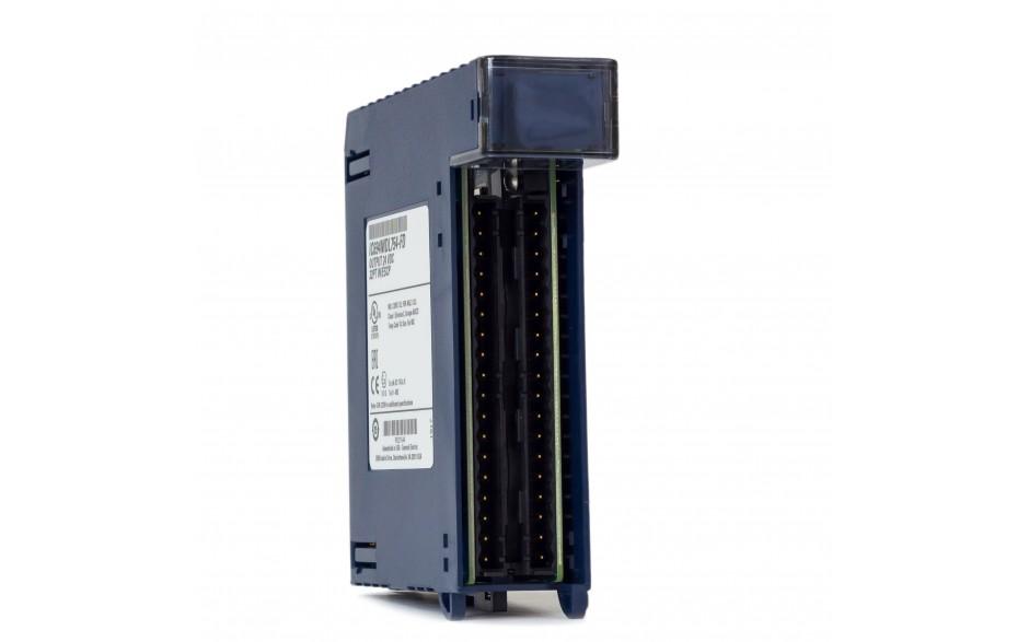 RX3i - 32 wyjścia cyfrowe (12/24 VDC; 0.5 A; logika dodatnia; zabezpieczenie ESCP) 9