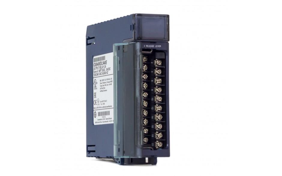 RX3i - 16 izolowanych wyjść przekaźnikowych (2.0 A)