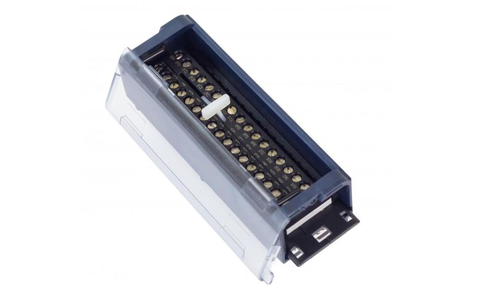RX3i - Terminal przyłączeniowy ze złączami śrubowymi o powiększonej przestrzeni na okablowanie